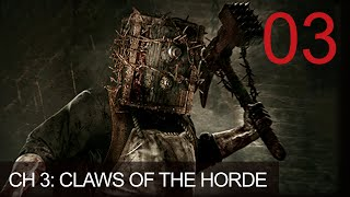 The Evil Within Chapter 3 Claws of the Horde Walkthrough Gameplay
