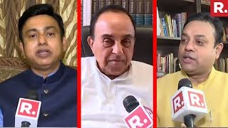 Dr.Subramanian Swamy, Sambit Patra And Zafar Islam React On #HinduPakistanComment