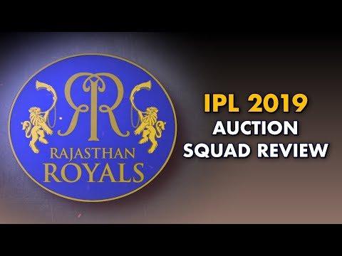 Xxx Mp4 IPL 2019 Auction Squad Review Rajasthan Royals 3gp Sex