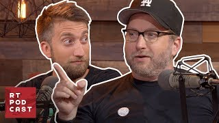 RT Podcast: Ep. #507 - Is Burnie Too Big For Yoga?