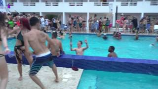BACHATU 2015 Pool party in Dominican Republic