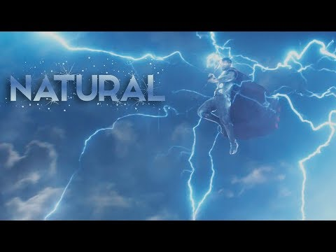 Marvel (MCU Movies) || Natural