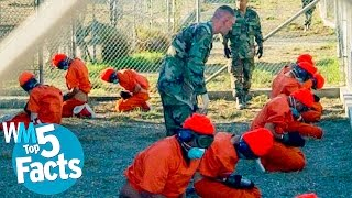 Top 5 Insane Guantánamo Bay Facts