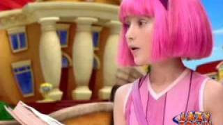 Lazy Town - Dia deportivo