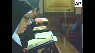ITALY: NUNS: SPECIAL REPORT