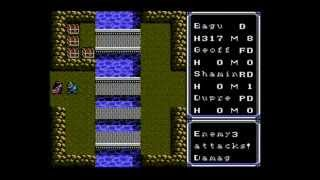 Ultima: Quest Of The Avatar (NES) speedrun 1:58:42