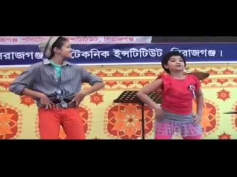 বাংলা গানের তালে তালে দুই মেয়ের অস্থির নাচ !!!!!