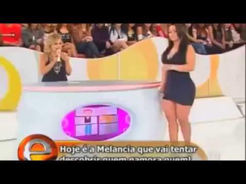 Brazil talk show big ass booty shake twerk