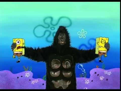 When Spongebob Expands