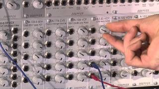 Dr. Modular - Analog Synthesizer Workshop  [Teil 1]