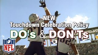 What TD Celebrations are Now Allowed Under the New Policy? | NFL