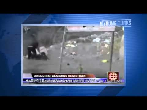 Woman Throws Mistress Off A Cliff (Video)