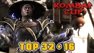 MKX | Tournament | TOP 32 + 16 (Slayer, Forever King, BeyondToxin + more)