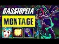 Download Video Download INSANE Cassiopeia Montage    league of legends Best Plays. 3GP MP4 FLV