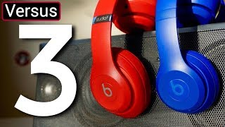 Beats Studio3 Vs Beats Solo3 - Apple, What Are You Doing?!