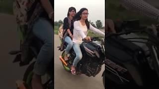 lady bike rider in bd 2017 best funny video