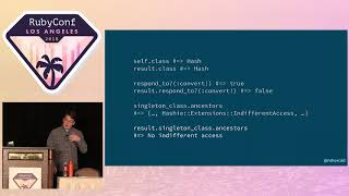 RubyConf 2018 - Let's subclass Hash - what's the worst that could happen? by Michael Herold