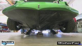 Download WaterCar - Building the World's Fastest Amphibious Vehicle 3Gp Mp4