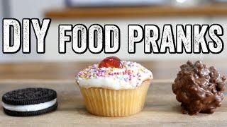 DIY FOOD PRANKS