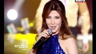 Nancy Ajram Badak temshi feek Dancing with The Stars 2013 نانسي عجرم بدک تبقی فیک رقص النجوم