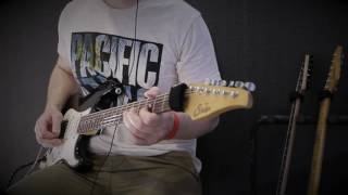 Atomic Amplifire Michael Britt demo - Henning Ness