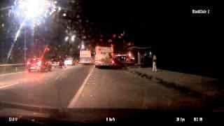 acidente na br 101 05:00 da matina. manilha