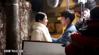 [BTS] Lee Hyun Woo & Seo Yeji KISSING Scene #MoorimSchool Ep.14