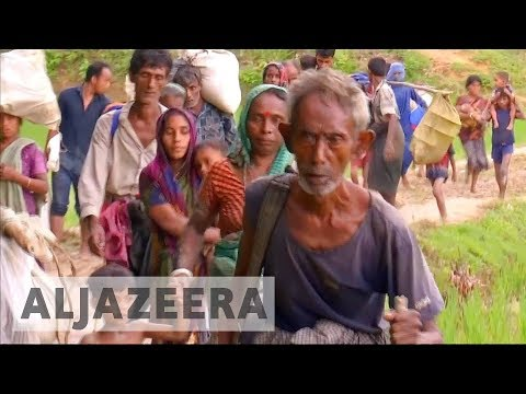 Xxx Mp4 Rakhine Violence Pushes More Rohingya Refugees To Bangladesh 3gp Sex
