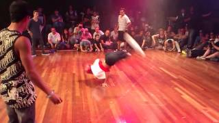 IBE POWER MOVE BATTLE 2012 final