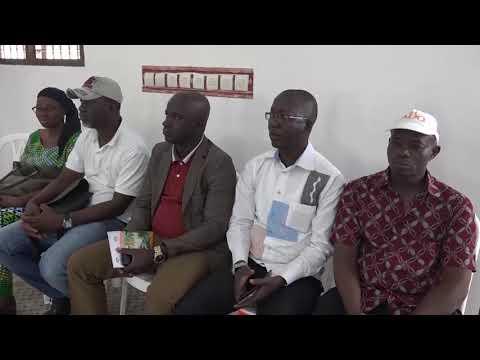 Politique/ 3ème congrès du RDR : Décoration des militants