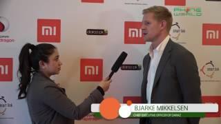 Bjarke Mikkelsen CEO Daraz | Xiaomi Launch Event in Pakistan