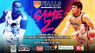 San Miguel Alab Pilpinas vs Mono Vampire   FULL GAME   2017-2018 ASEAN Basketball League
