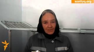Женская тюрьма в Шымкенте