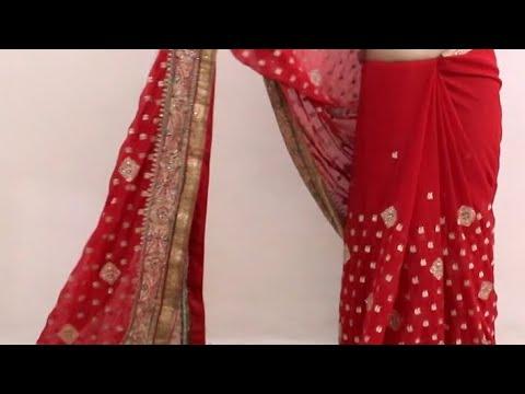 Xxx Mp4 Wear Local Saree Like A Designer Sari Perfect Proper Saree Wearing Idea Tricks 3gp Sex