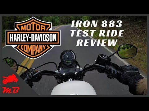 Download Lagu 2018 Harley Iron 883 Test Ride and Review MP3