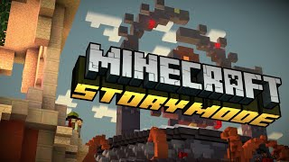 Minecraft Story Mode (Episode 2) -  RedStonia, 1080P, Full Gameplay, No Commentary