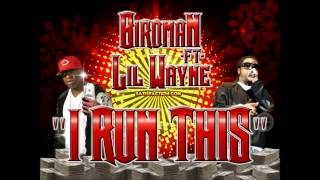Birdman Feat Lil Wayne - Pussy Wet Paint (I Run This Remix) Bad News Rearrange