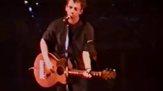 Radiohead  - True Love Waits - 12/5/95 - [2-Cam/Tweaks] - Song Debut - Luna Theatre,  Belgium
