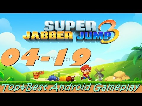 Super Jabber Jump 3 Android Gameplay World 04-19