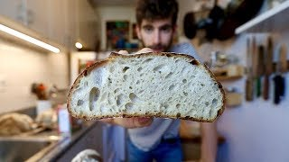 Interested in Making Sourdough Bread at Home?