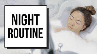 Pamper Night Routine วิธีการคลายเครียดหลังจากกลับบ้าน | Jane Soraya