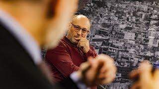 Antoni Bassas entrevista Joan Granizo, bomber de la Generalitat