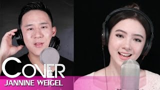 Beautiful Now - Zedd ft. Jon Bellion cover by Jannine Weigel (พลอยชมพู) & Jason Chen