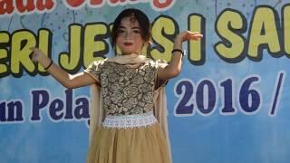 AKSI JOGET INDIA ANAK SD KELAS 1 #SALMA MAULIDA SYAKIRA (Bole Chudiyaan)
