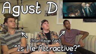 Agust D(Suga) - Agust D MV Reaction (Non-Kpop Fan)