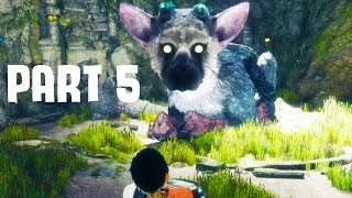 THE EVIL EYE!! The Last Guardian Gameplay Part 5 - The Last Guardian Walkthrough Part 5