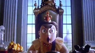 Jiminy Cricket Tells Queen Victoria to Be Quiet