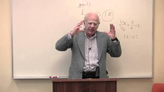 Econ 305, Lecture 12, Part I, The Labor Theory of Value