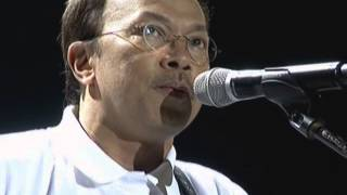 Noel Cabangon sings 'Kanlungan' at TulongPH Benefit Concert