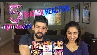 5 Sundarikal Trailer Reaction | Dulquer Salmaan, Nivin Pauly  | by Rajdeep